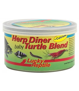 Lucky Reptile - Herp Diner Turtle blend baby 35 gr.