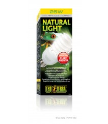 Exoterra Natural Light 25 watt