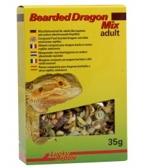 Lucky Reptile - Bearded Dragon Mix Adult 35g
