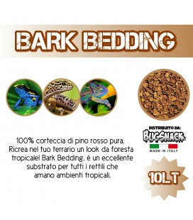Bark Bedding 10lt