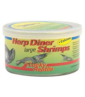 Lucky Reptile - Herp Diner Shrimps large 35 gr.