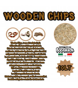 Wooden Chips 10lt